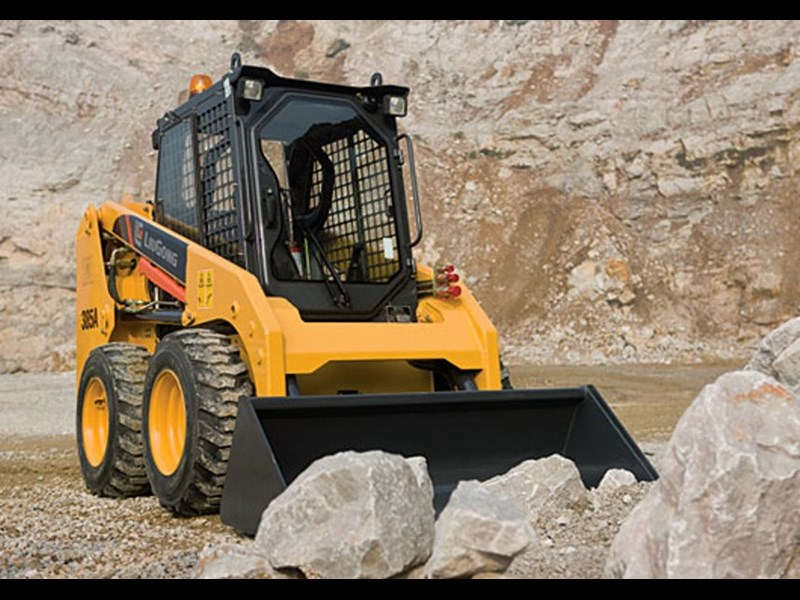 LiuGong skid steer loader