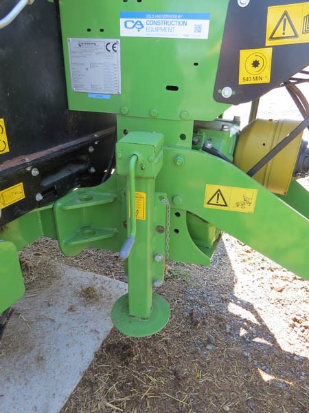 Magnum Double 2000 manual foot stand 3246