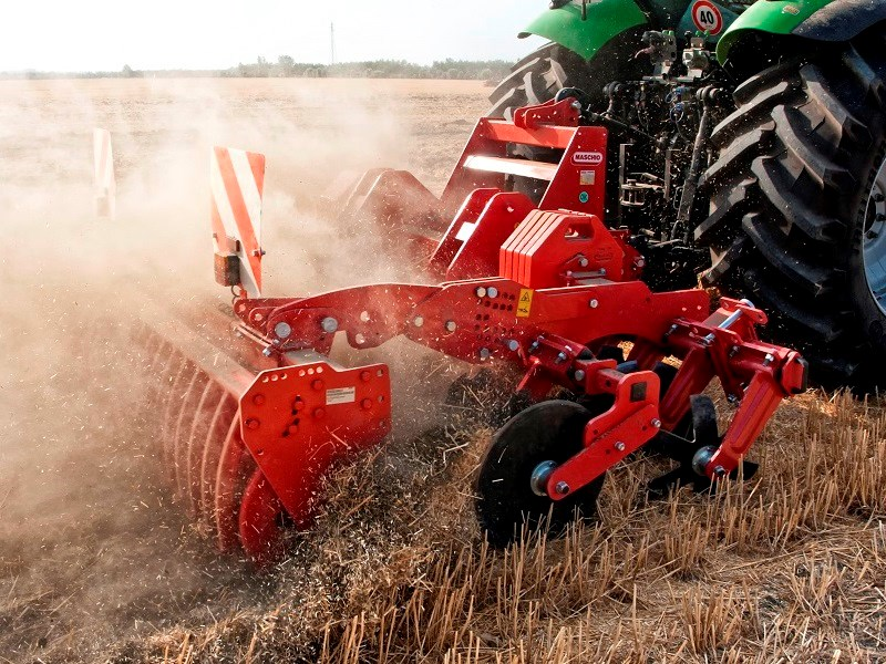 Maschio presto disc harrow web