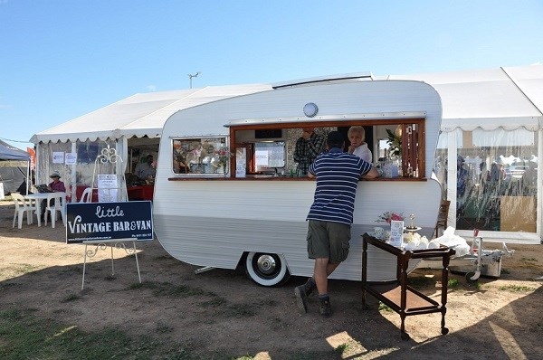 Mildura field days 2015 bar