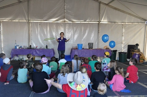 Mildura field days 2015 children programs