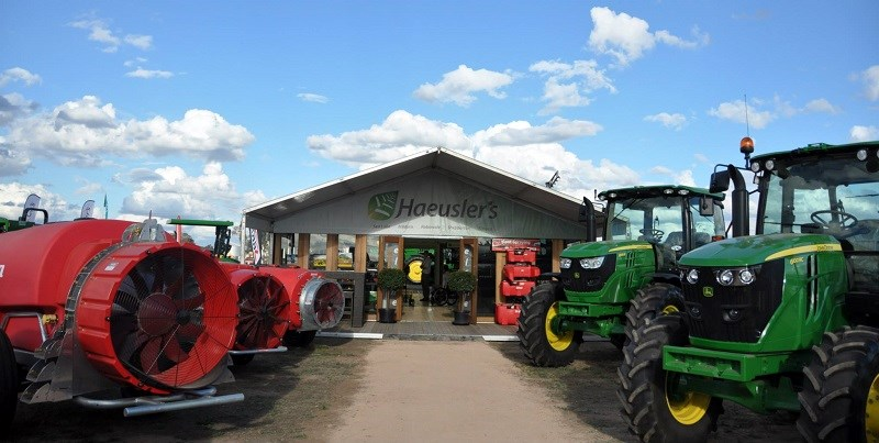 Mildura field days 2015 machinery