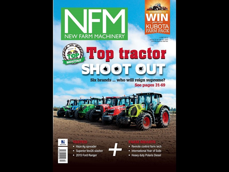NFM issue 22 front cover