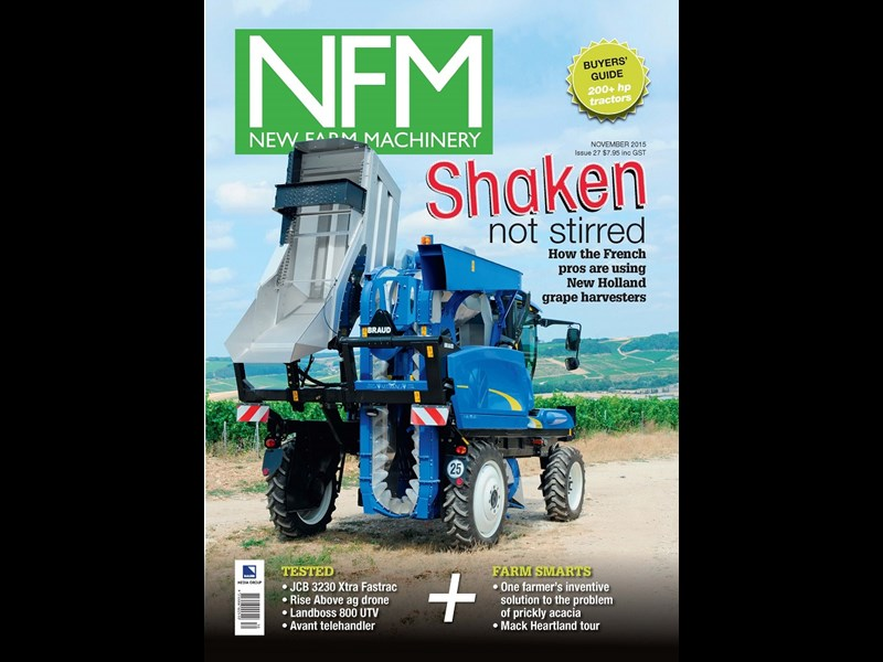 NFM 027 front cover