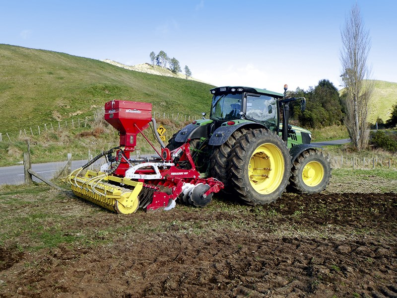 Pottinger Terradisc 3001 disc harrow 2