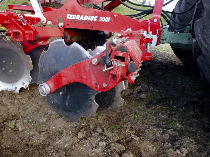 Pottinger Terradisc 3001 P1030683