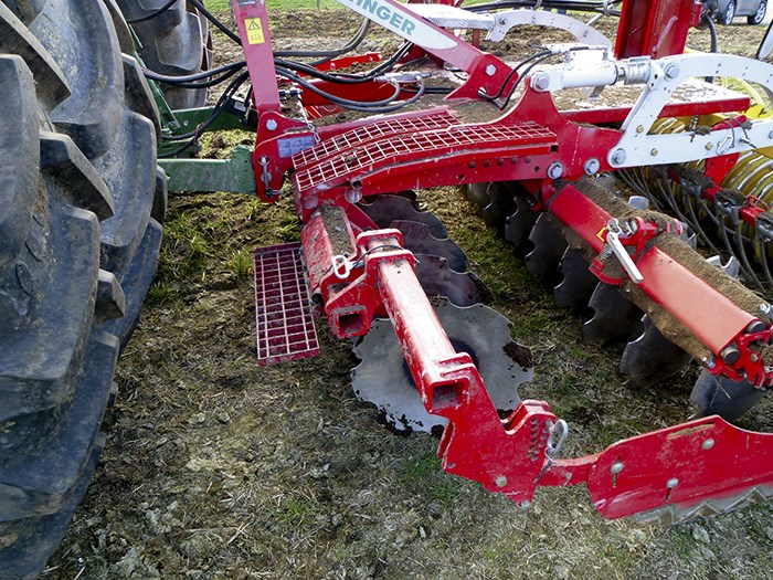Pottinger Terradisc 3001 P1030711