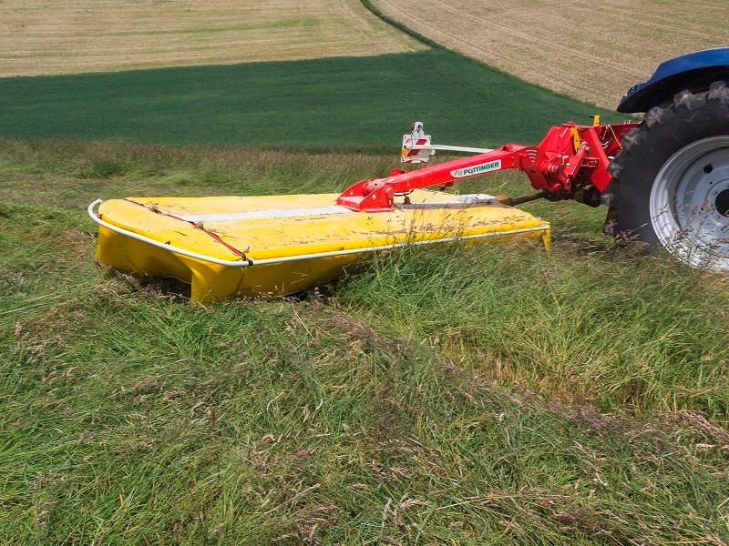 Pottinger NOVACAT 352V