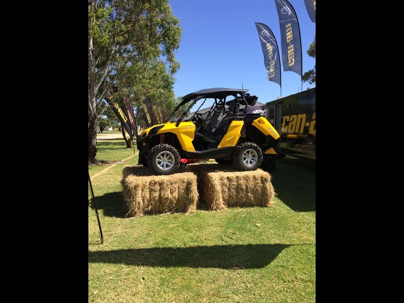 South East Field Days Can Am