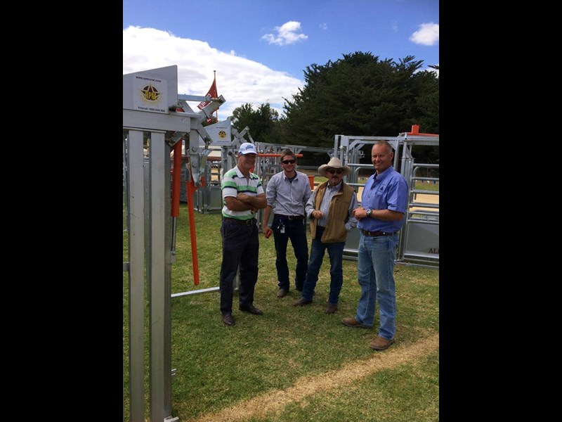 South East Field Days exhibitors