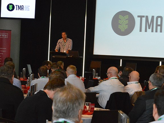 Hundreds attended the 2016 TMA annual conference in Melbourne yesterday.