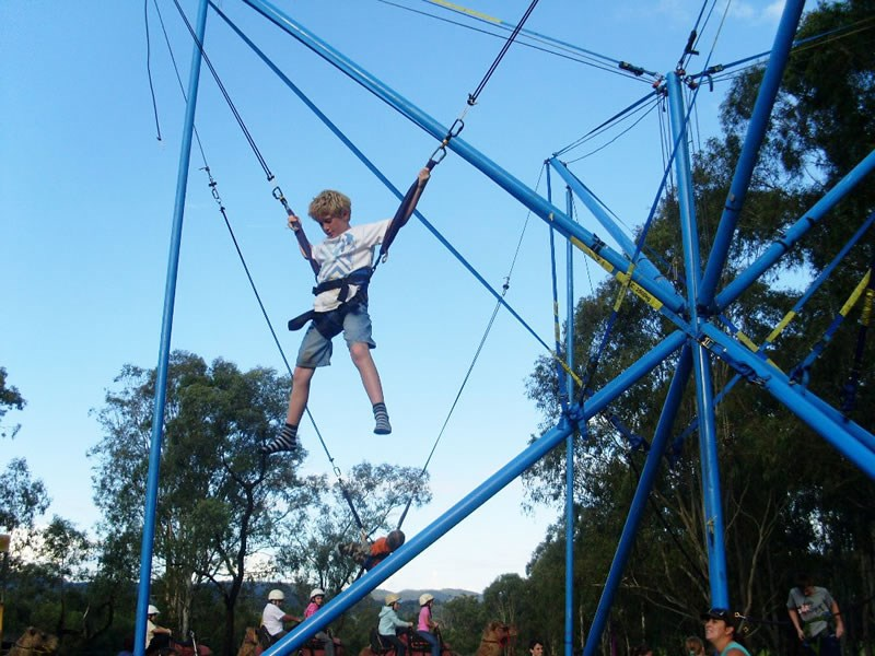 Tocal field days aerodynamics ride