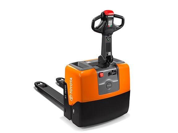 TMHA is updating its forklift range