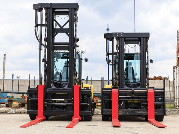 Hyster B238 Series forklifts