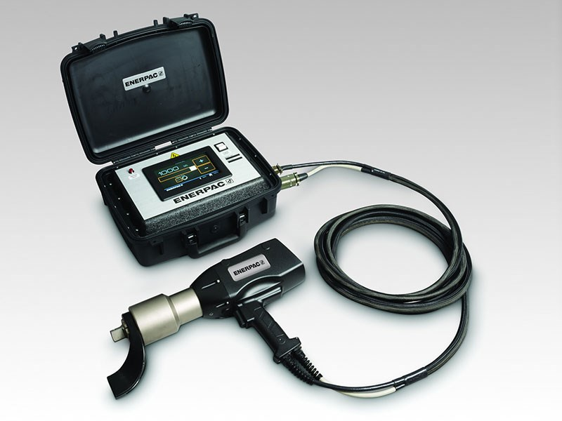 Enerpac ETW-Series electric torque wrench