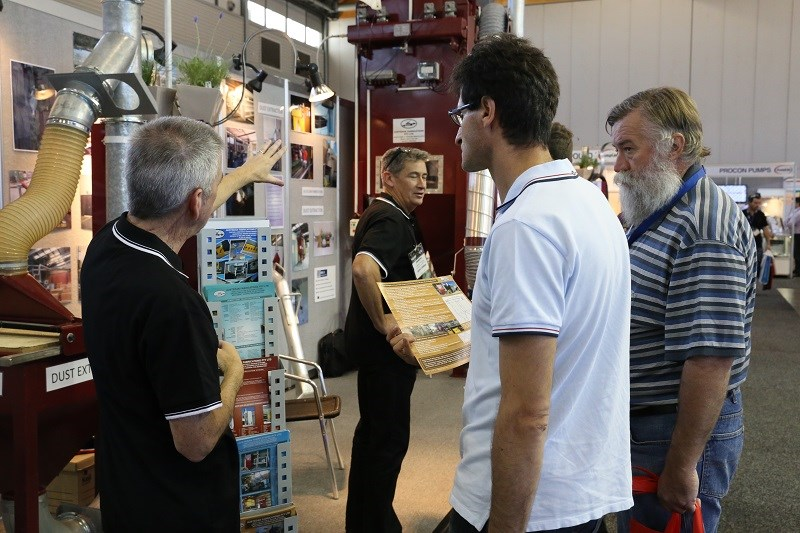 National Manufacturing Week visitor and exhibitor