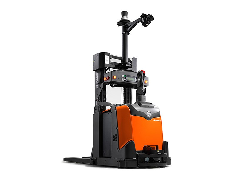 TMHA launches AGV forklifts