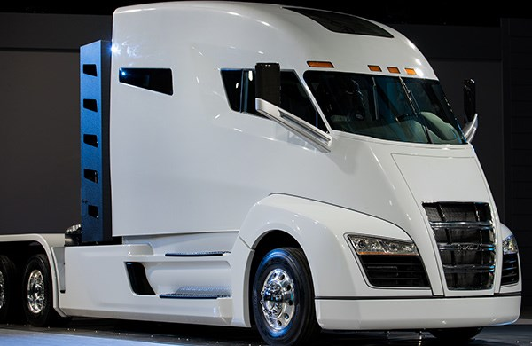 Nikola Motora Nikola One Launch Trade Trucks3
