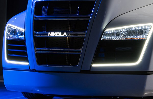 Nikola Motora Nikola One Launch Trade Trucks5