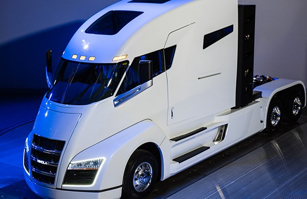 Nikola Motora Nikola One Launch Trade Trucks6