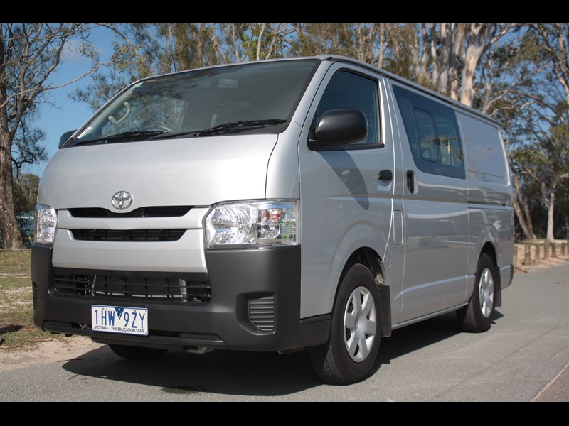 41469f69f7 Matt Wood gets behind the wheel of Australia s favourite van