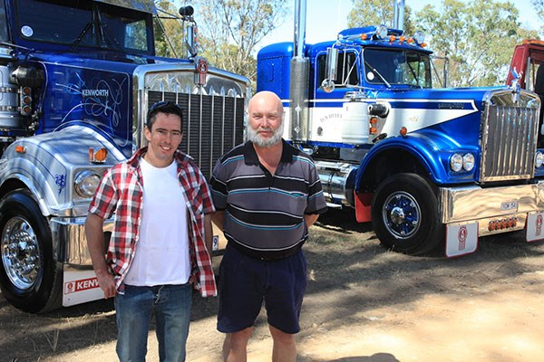 Castlemaine Rotary Truck Show 2015 Events TT10