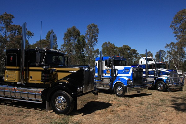 Castlemaine Rotary Truck Show 2015 Events TT18