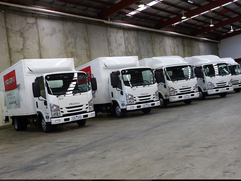 Isuzu N Series 2016 Update TC AMT Humphries TradeTrucks5