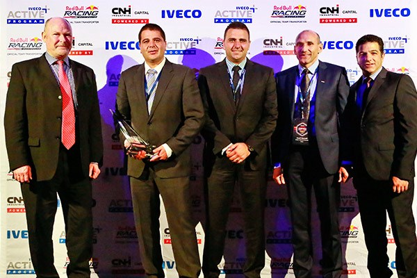 Iveco Metro Dealership of the Year TT