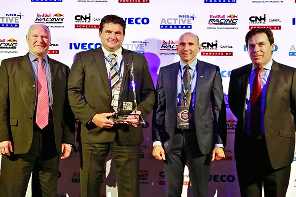 Iveco Regional Dealership of the Year TT2