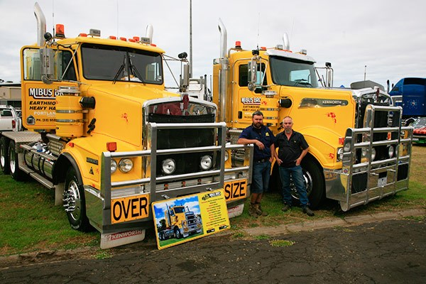 Kenworth Dave Clark and Mark Showler Koroit4