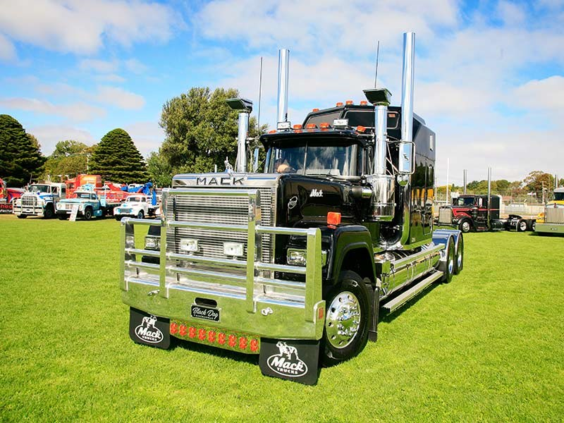 Koroit Truck and Bike Show 2016 TT