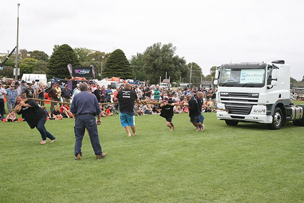 Koroit Truck and Bike Show 2016 TT12