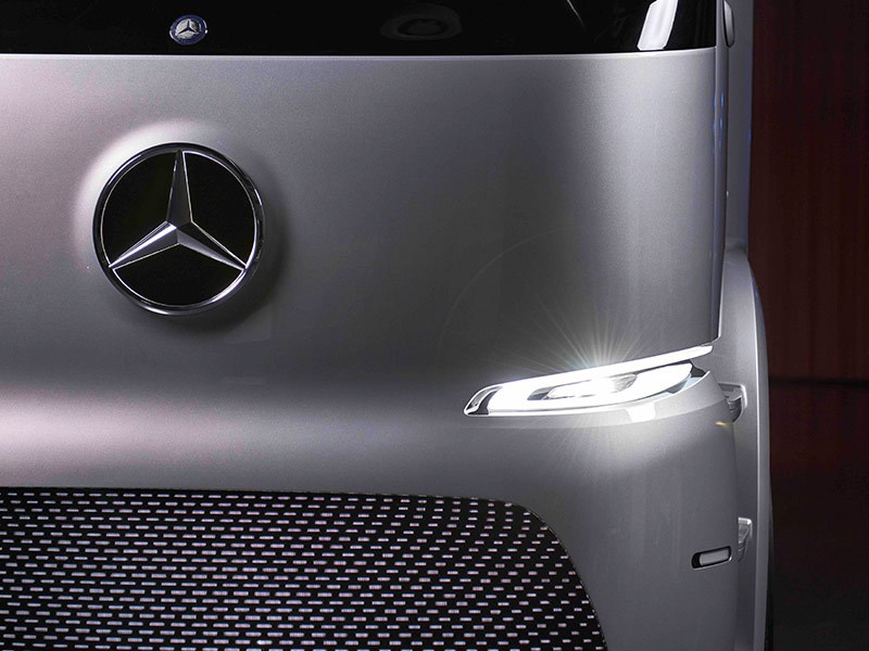 Mercedes Benz Urban eTruck Launch IAA TradeTrucks