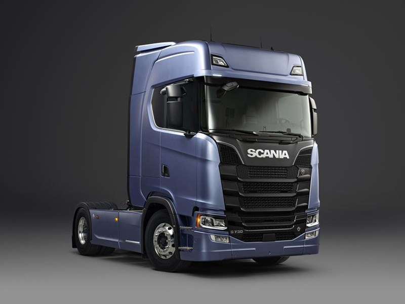 New Scania Launch Paris Truck Henriksson TradeTrucks5