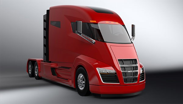 Nikola One Truck Launch Electric TradeTrucks2