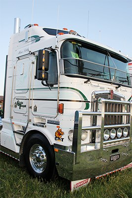 Gooden Transport came out on top in the Best Truck 10-20 Years category.