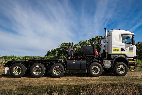 Scania Launches Biggest Ever Truck For Australia News