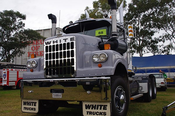 Sydney Classic and Antique Truck Show TradeTrucks14
