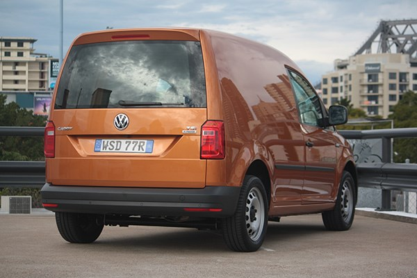 Volkswagen Caddy Van Review 2016 Update TradeTrucks4