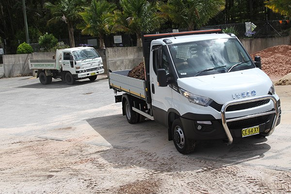 iveco daily tipper review tt4