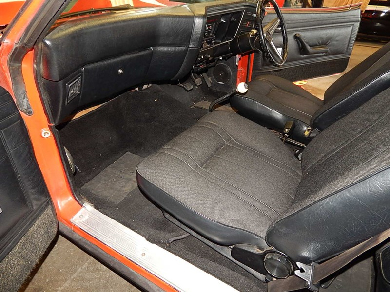xb falcon in the usa interior