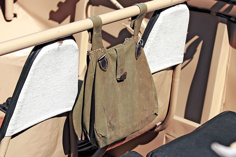 volkswagen type 166 bag