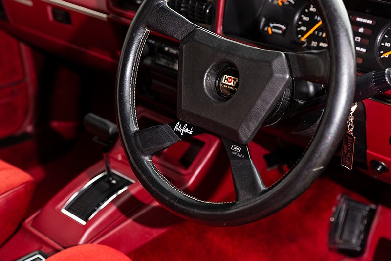 hdt vc commodore steering wheel