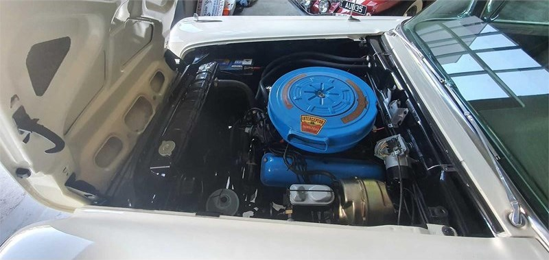 Ford Ranchero engine
