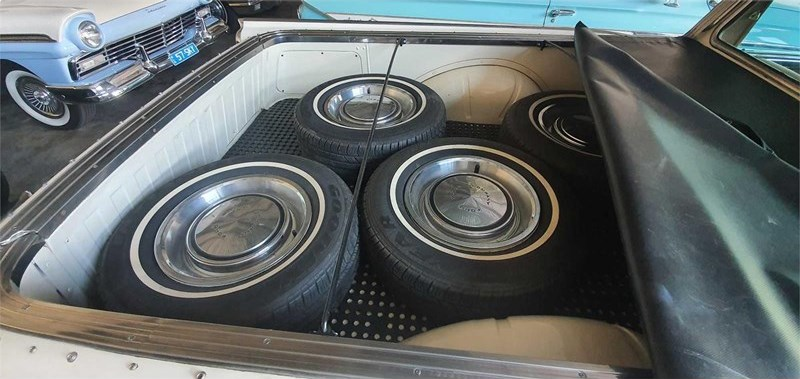Ford Ranchero oem wheels