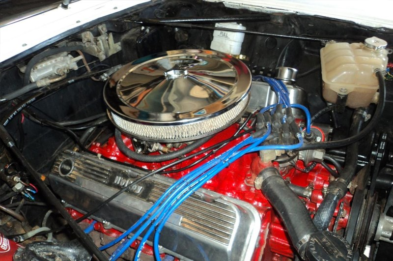 Lincoln Continental engine