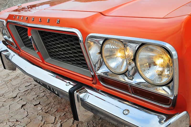 chrysler cl charger headlight 2