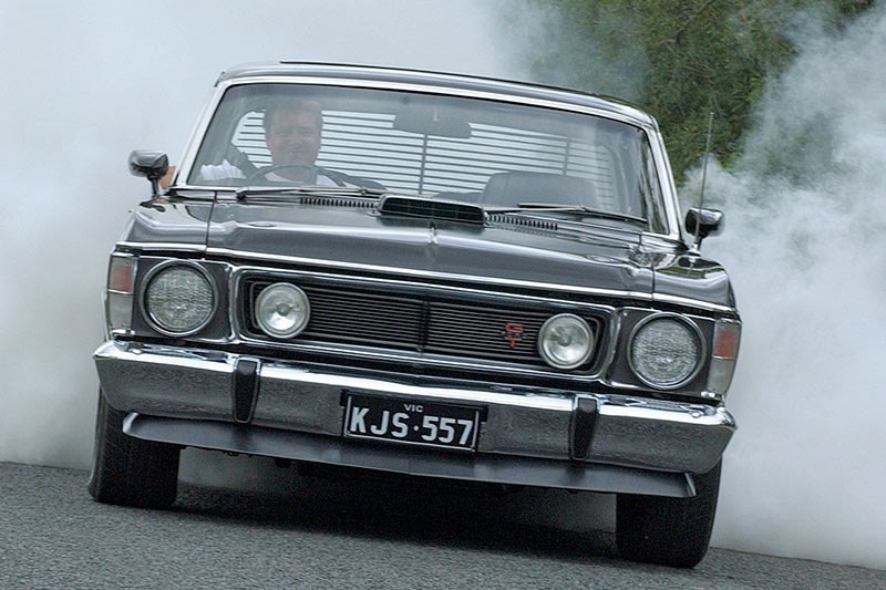 falcon burnout