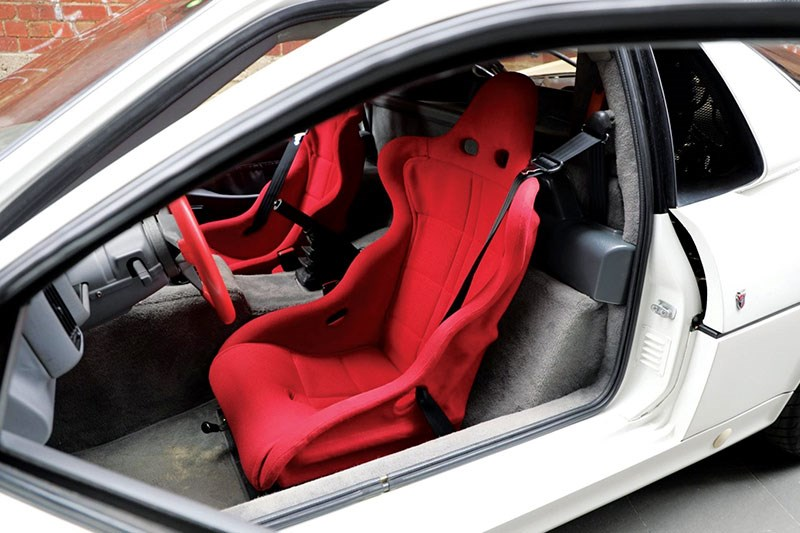 ford rs 200 seats